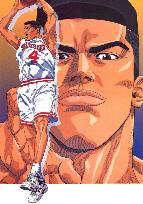 Takenori Akagi | Slam Dunk Wiki | FANDOM powered by Wikia